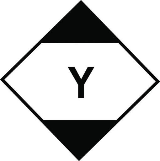 Y. skilt