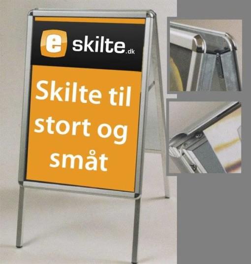 A-skilt