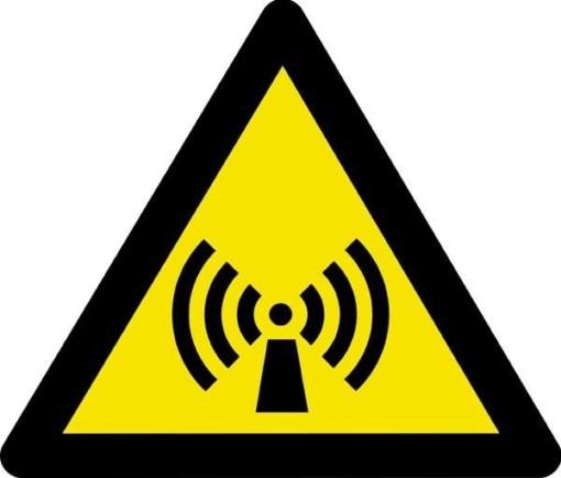 Advarselsskilt - Elektromagnetisk felt