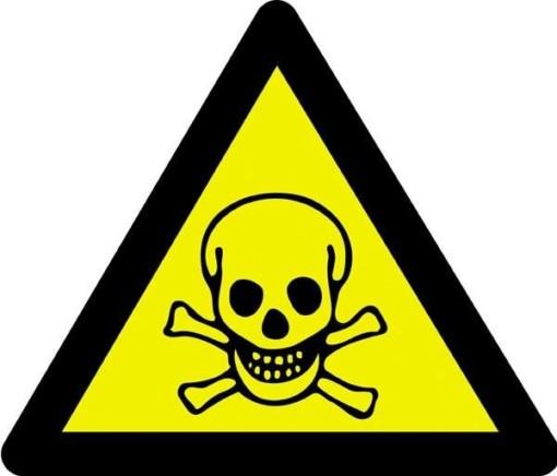 Advarselsskilt - Livsfare