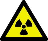 Advarselsskilt - Radioaktivitetsfare