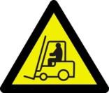Truck kørsel skilte