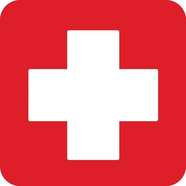 Hospital Redningsskilt