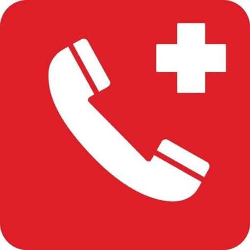 Alarmtelefon Redningsskilt