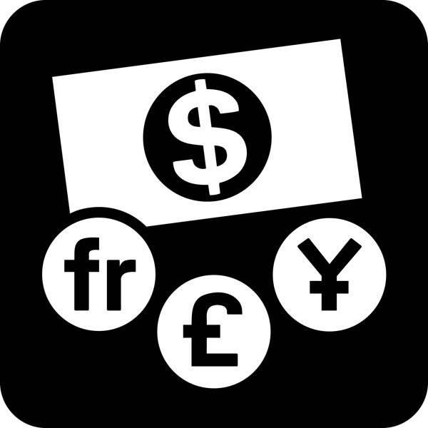 Penge Piktogram skilt
