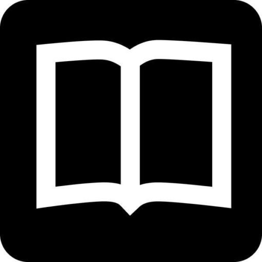 Læsesal Piktogram skilt