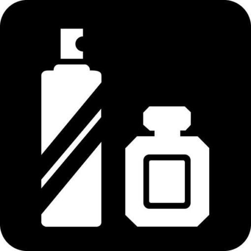 Parfume Piktogram skilt