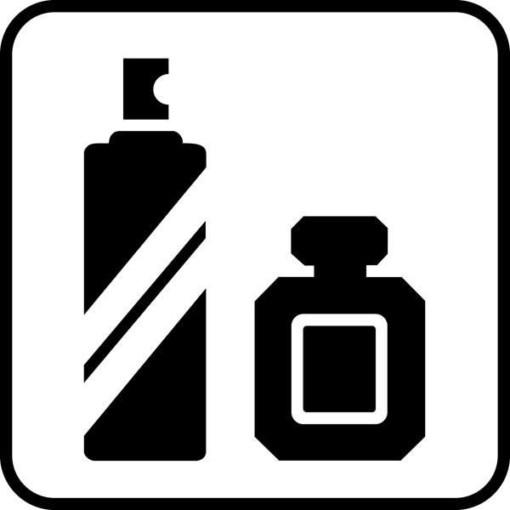 Perfume Piktogram skilt