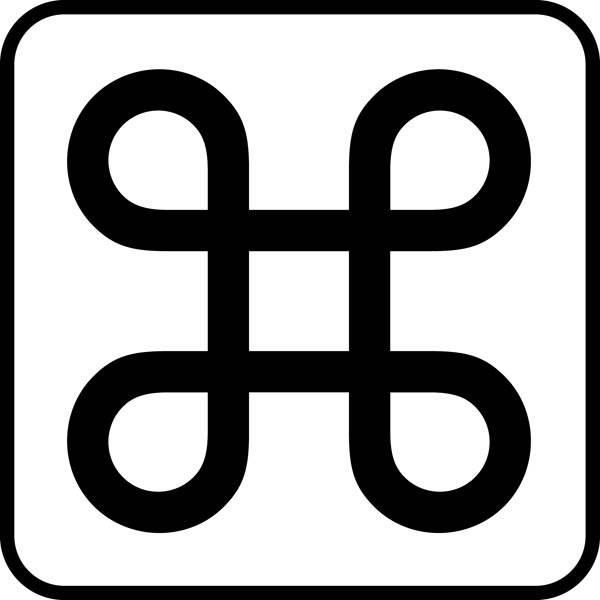 Seværdigheds Piktogram skilt
