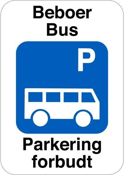 Beboer bus P