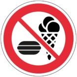 Burger og Is forbud skilt