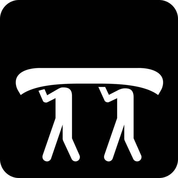 Kano - Piktogram skilt