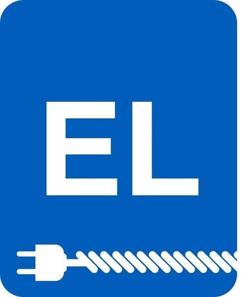 EL skilt