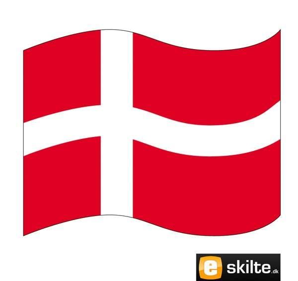 Flag skilt