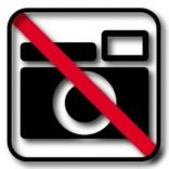 Foto forbuds piktogram skilt