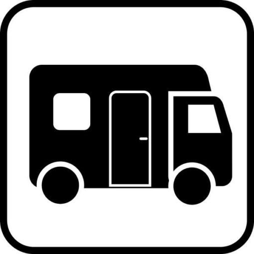Mobilcar  skilt  - piktogram