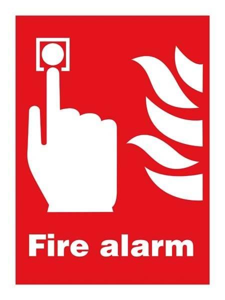 Fire Alarm: Brandskilt