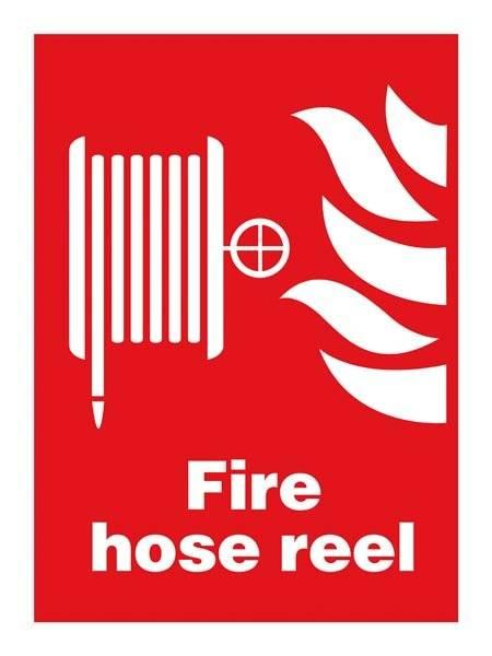 Fire Hose Reel: Brandskilt
