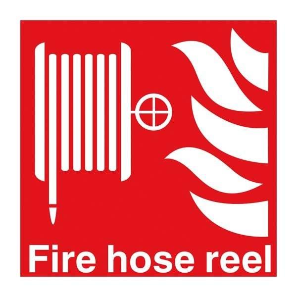 Fire Hose Reel. Brandskilt