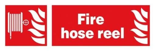 Fire Hose Reel : Brandskilt