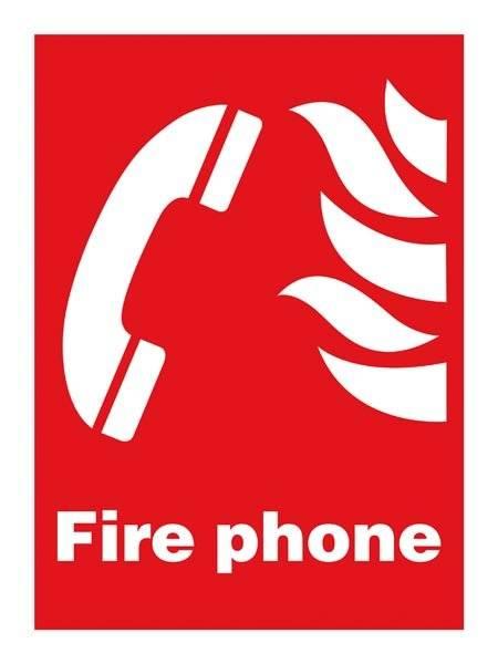 Fire Phone: Brandskilt
