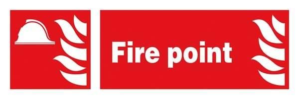 Fire Point: Brandskilt