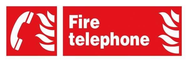 Fire Telephone: Brandskilt