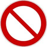 Forbudsskilte