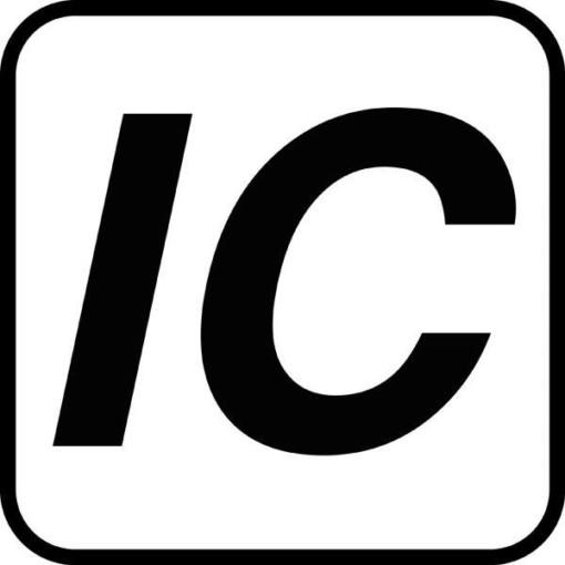 IC - piktogram. skilt