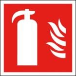 Ildslukker piktogram skilt