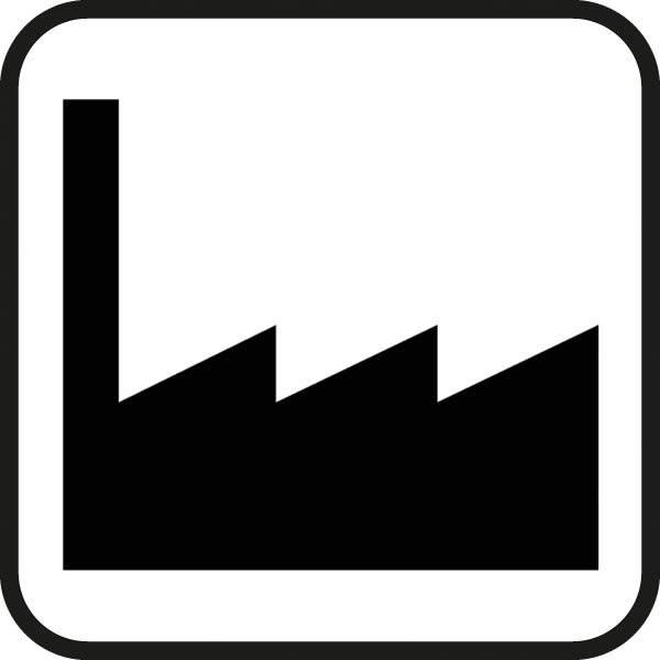Industri Piktogram skilt