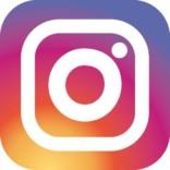 Instagram logo. Piktogram skilt