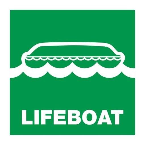 Lifeboat: Redningsskilt