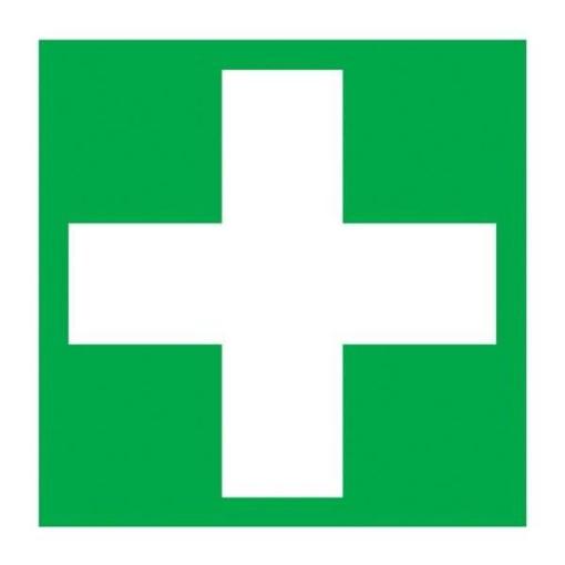 Medical Locker Redningsskilt
