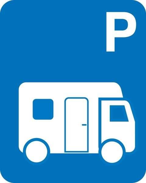 P Mobilcar skilt