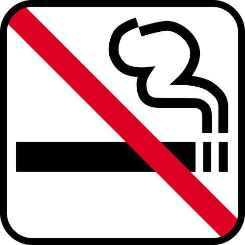 Ryge Forbudsskilt - Piktogram