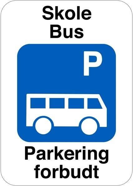 Skole bus P