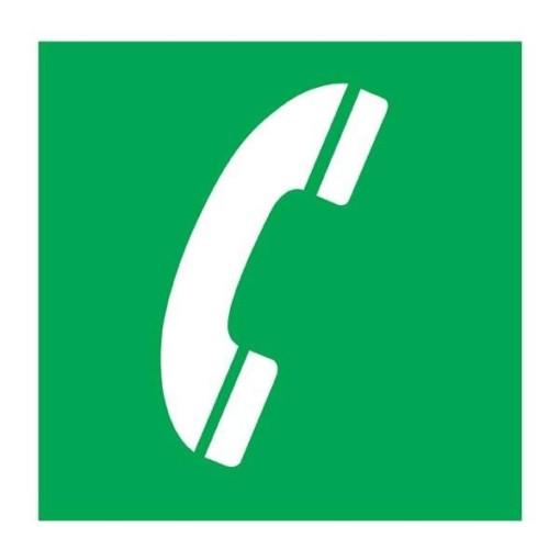 Telephone Redningsskilt