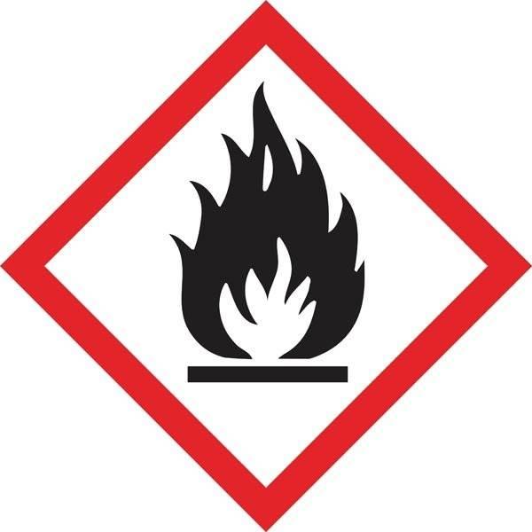 Yderst brandfarlig