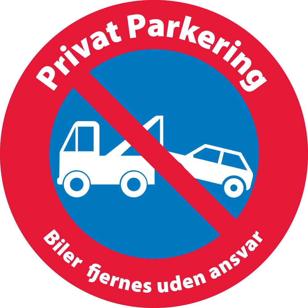 Privat Parkering, Biler fjernes uden ansvar