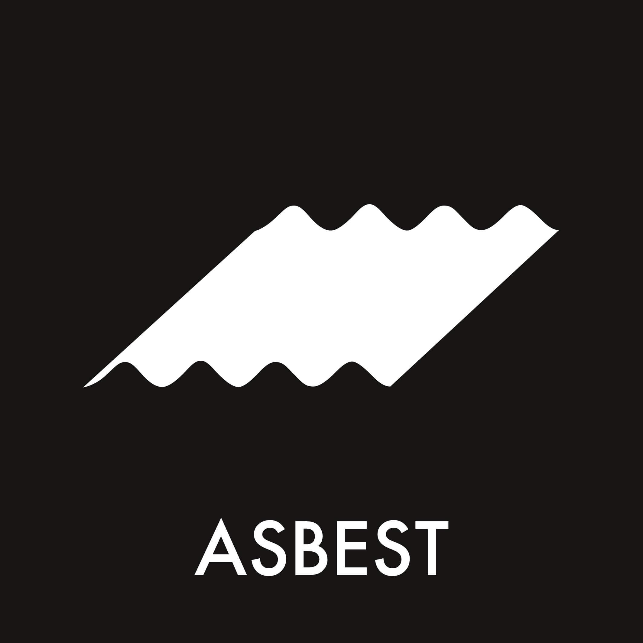 Dansk Affaldssortering - Asbest sort