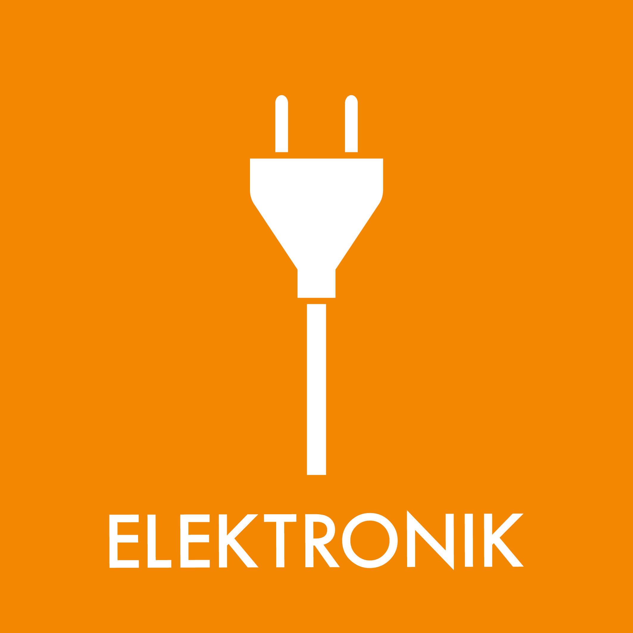 Dansk Affaldssortering - Elektronik