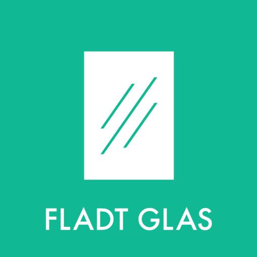 Dansk Affaldssortering - Fladt glas