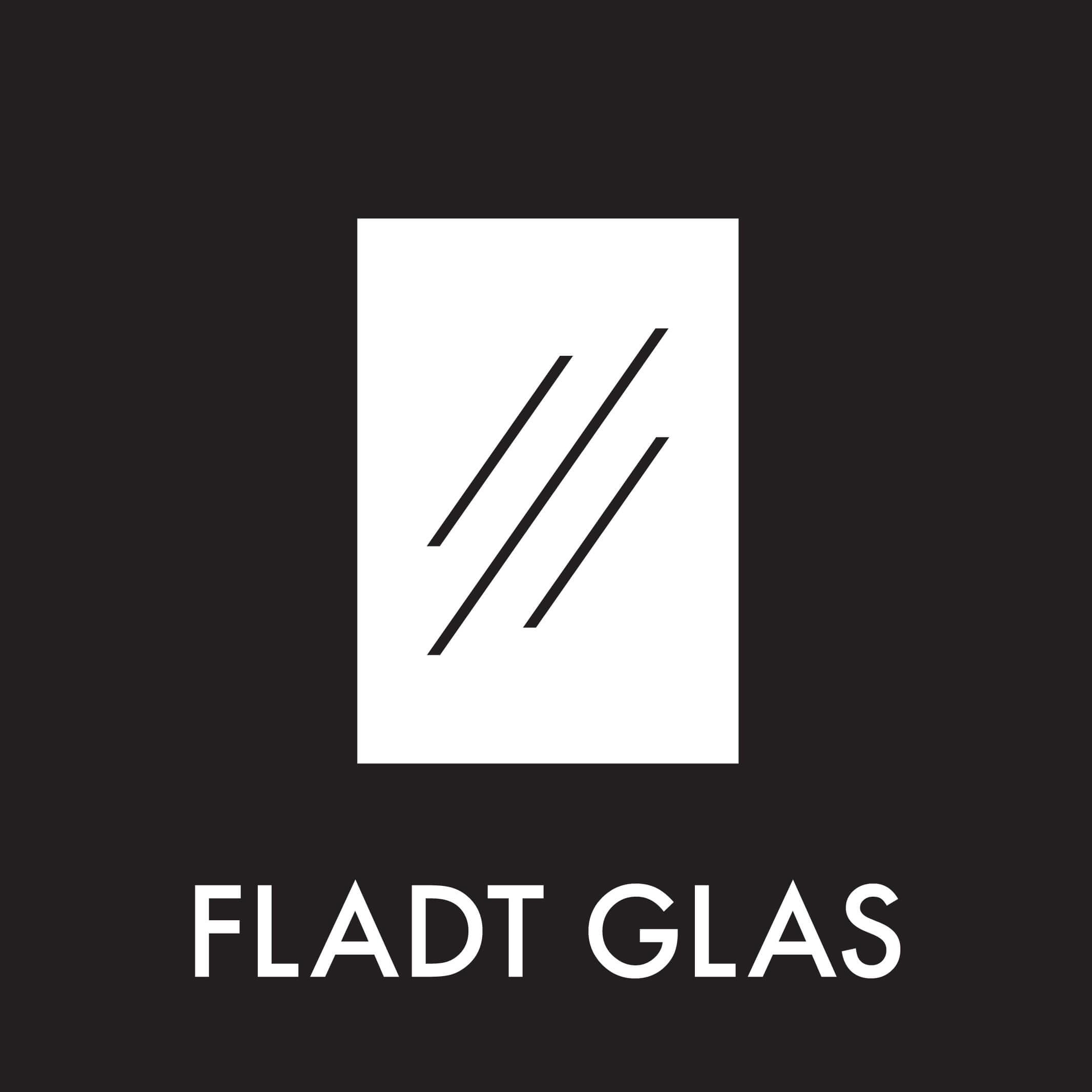 Dansk Affaldssortering - Fladt glas sort