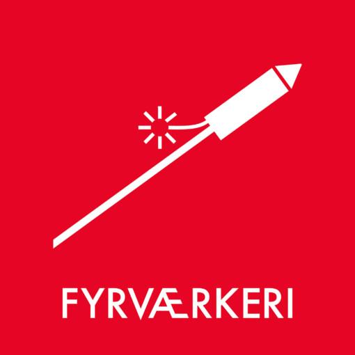 Dansk Affaldssortering - Fyrværkeri