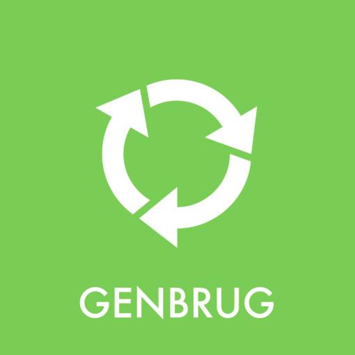 Dansk Affaldssortering - Genbrug