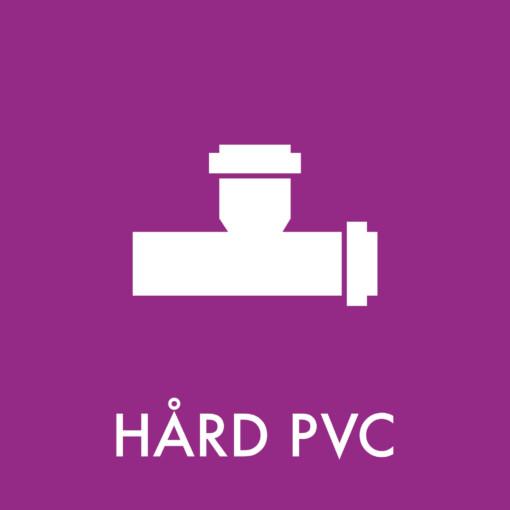 Dansk Affaldssortering - Hård PVC