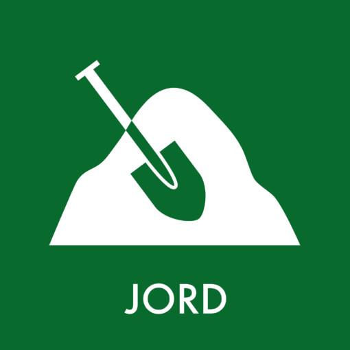 Dansk Affaldssortering - Jord