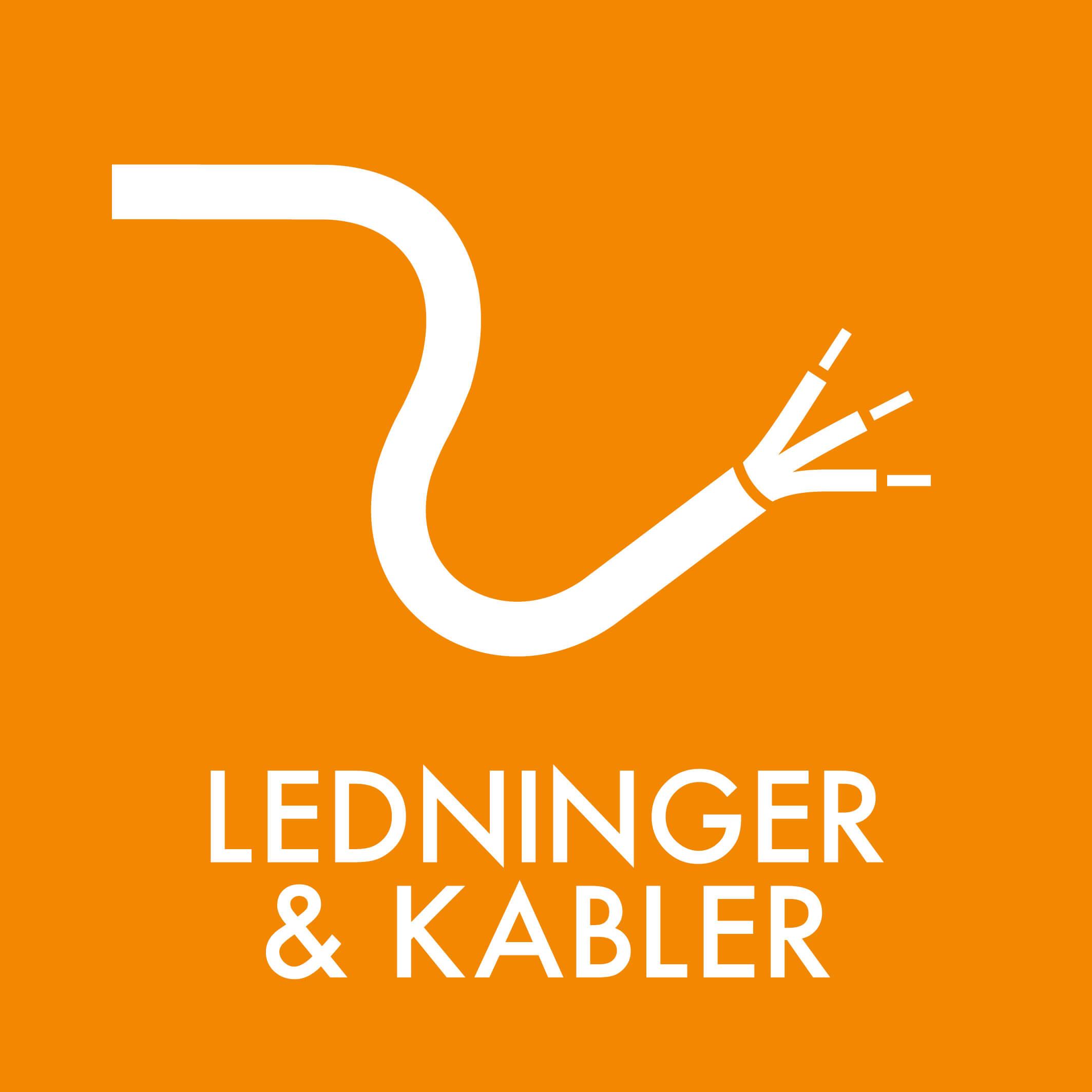 Dansk Affaldssortering - Ledninger og kabler