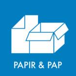Dansk Affaldssortering - Papir og pap